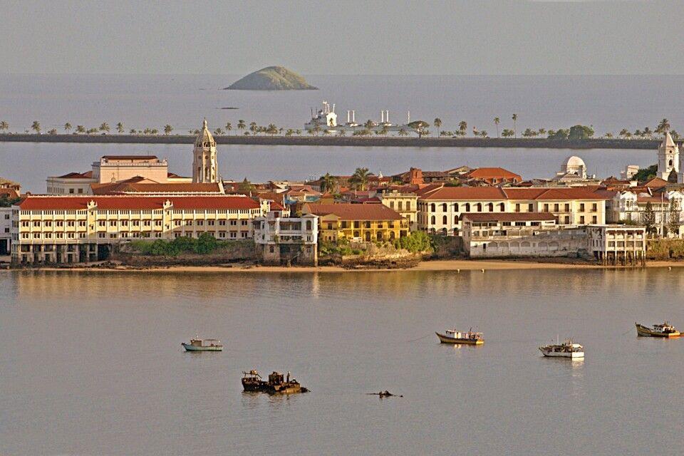 Casco Antiguo Panama-Stadt