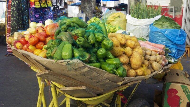 Markt in Manaus © Diamir