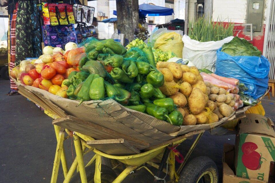 Markt in Manaus