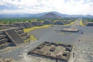 Teotihuacan, Mexiko