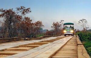 Unterwegs im Pantanal