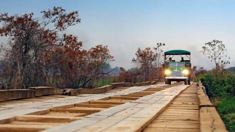 Unterwegs im Pantanal © Diamir